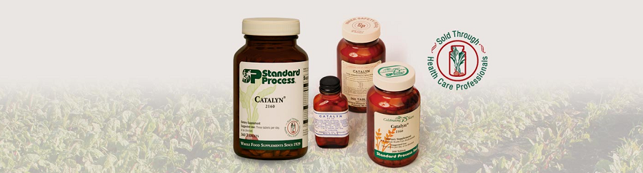 Standard Process whole food supplements image